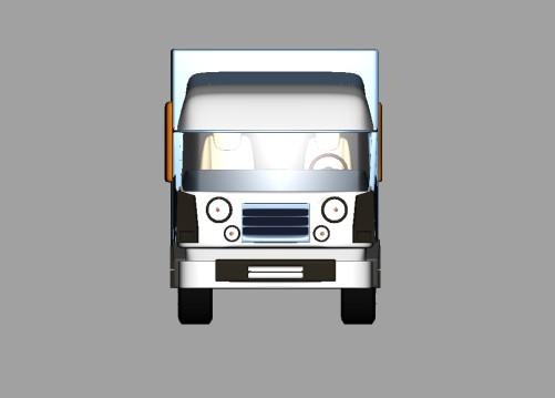 boss truck T front